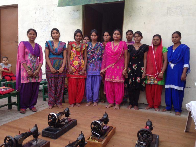 Eight Sewing Centres, Dehradun