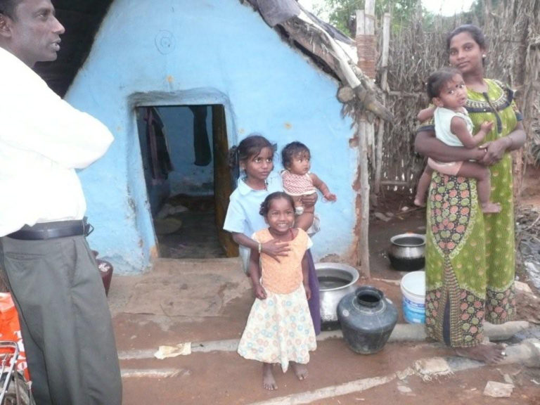 Hoodi Slum Project, Bangalore