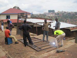 People in Kigali