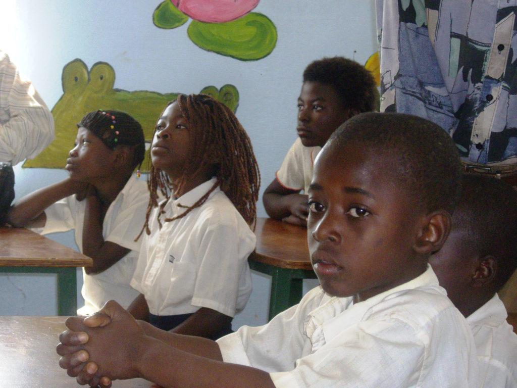 pupils at Ephphata School