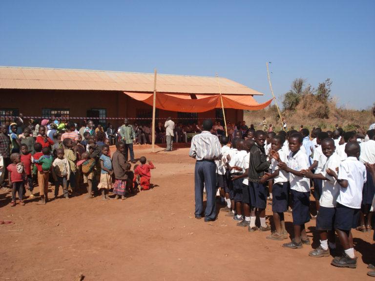 Luapula School, Lubumbashi