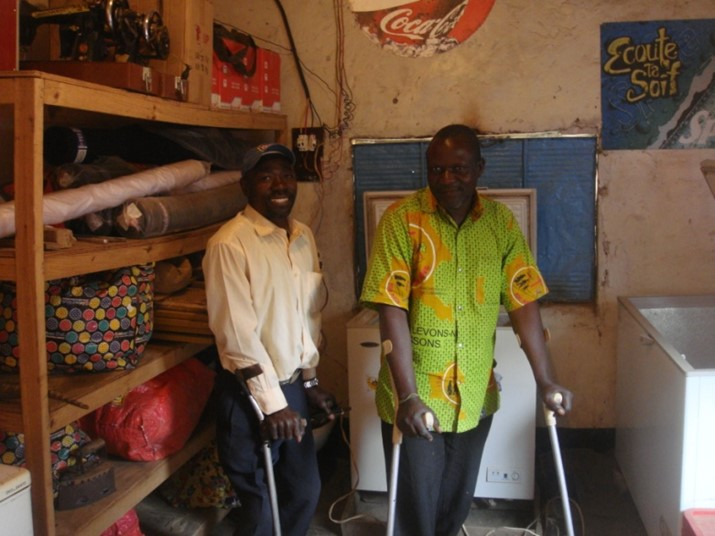 Handicap Association of Lubumbashi