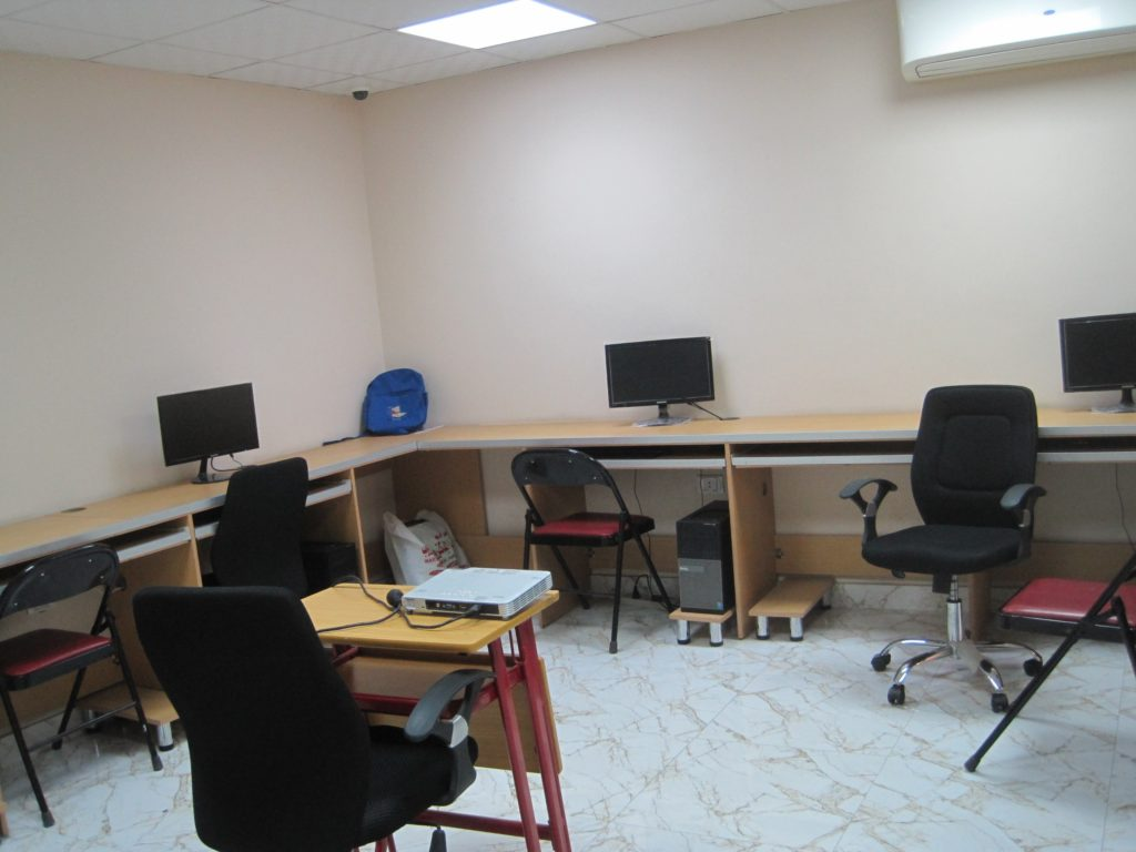 training centre in Cairo