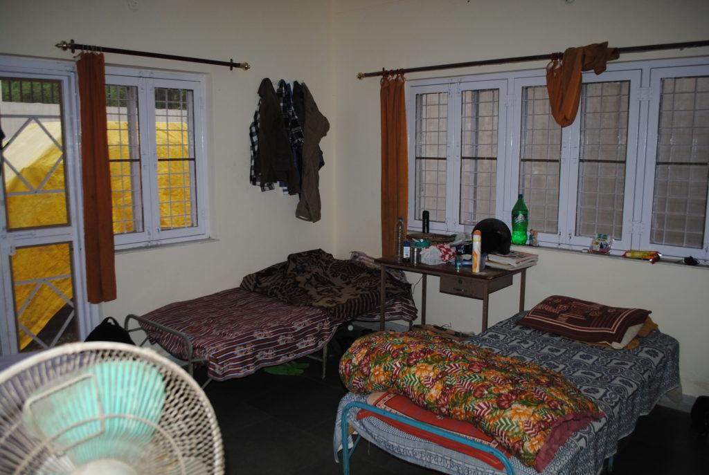 Room at Nijarat Rehabilitation Centre