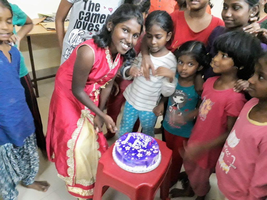 children at Refuge Foundation
