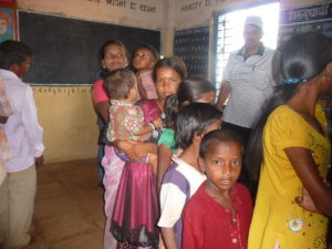 people at Bethany Trust, India