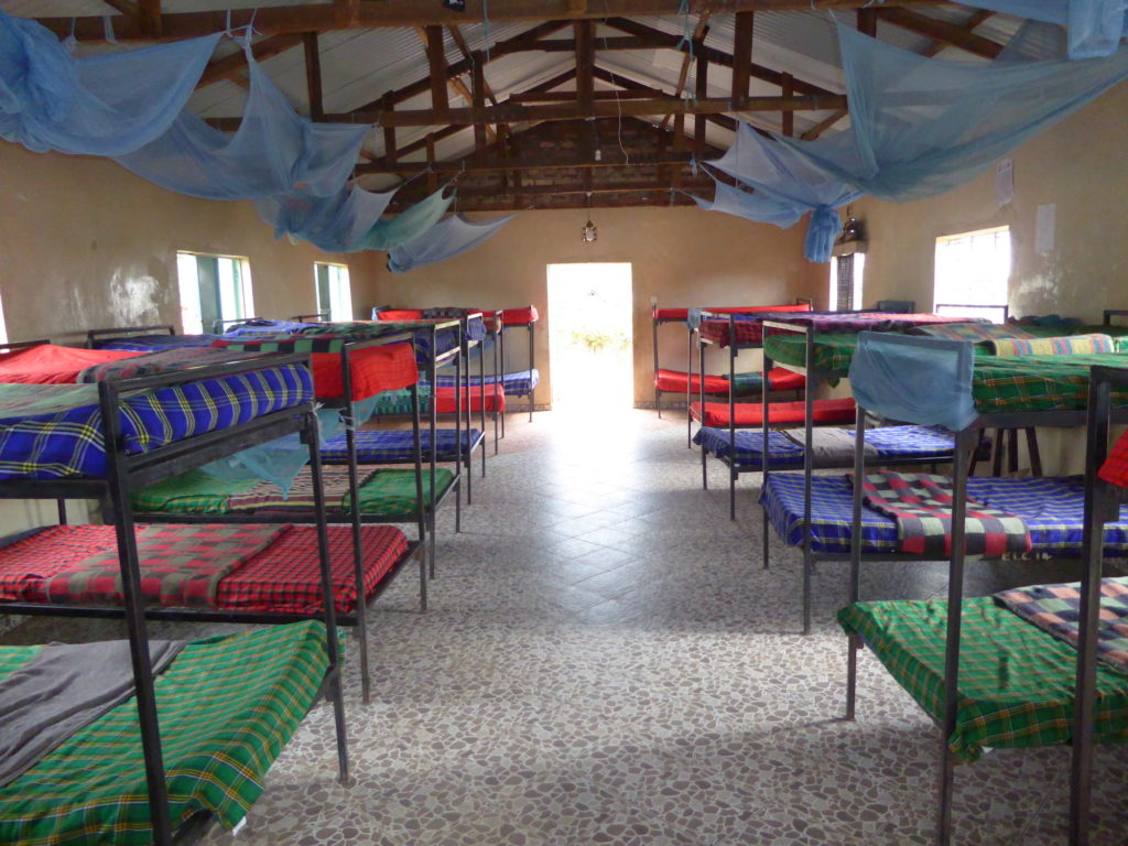 dormitory in Kenya