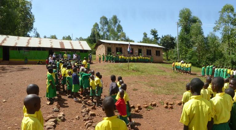 Arise and Shine Academy, Nyanza Region