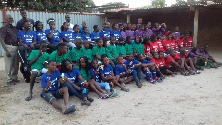 Kutwanana Home Based Care, Maputo