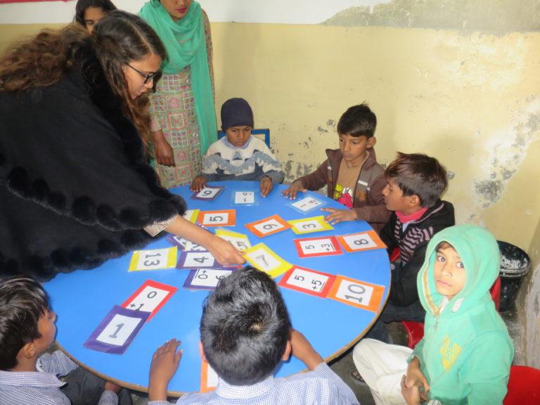 Voice of Children School, Lahore