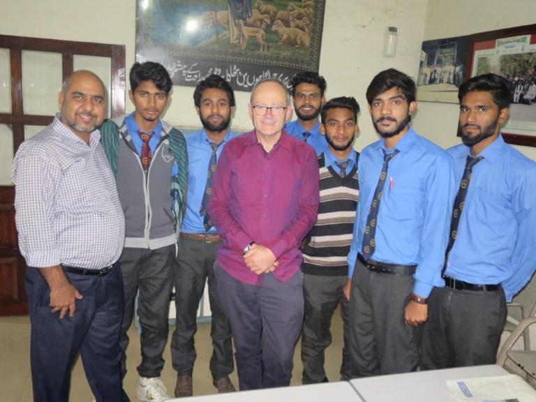 Technical Training Bursaries, Gujranwala