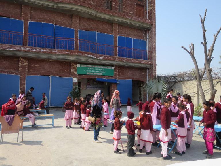 Life Transforming School, Noor Ministries, Akhtaraabad