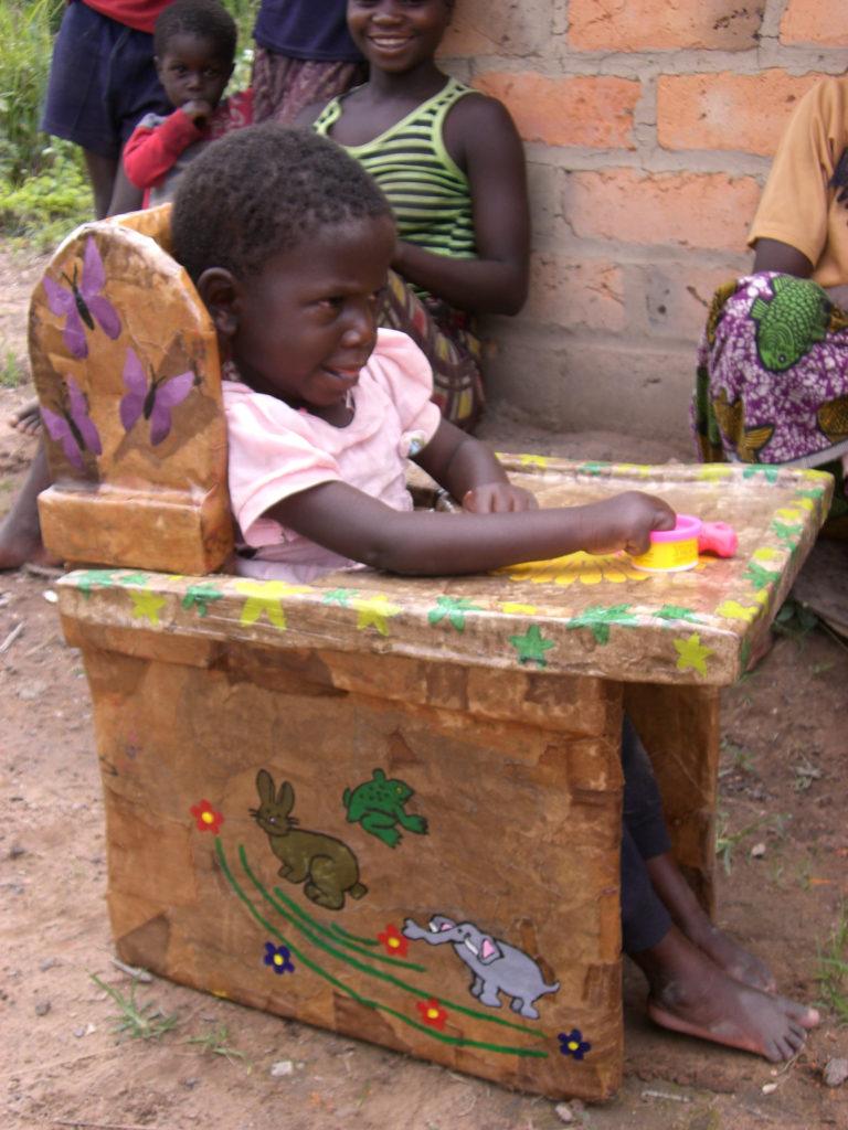 Wukwashi Wa Nzambi Project, Kitwe