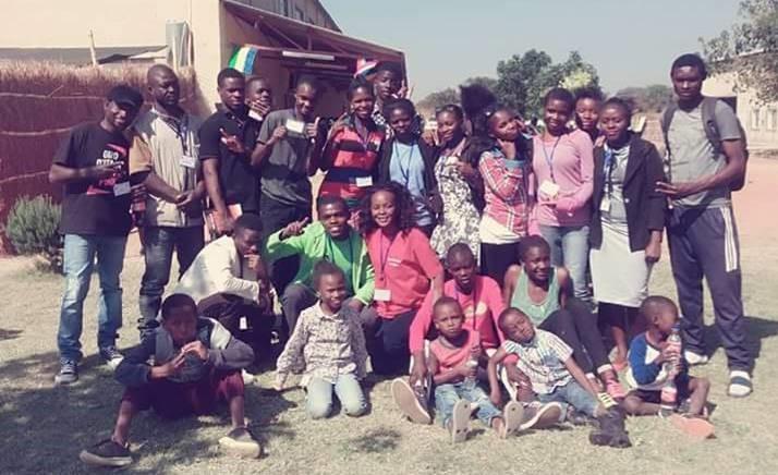Ukusenaminwa Child Foundation, Kabwe
