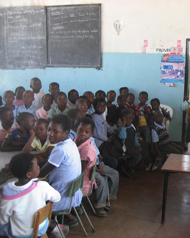 Mapalo Community School, Kapisha, Chingola
